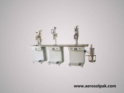 5 to 20 cpm Aerosol Filling Line