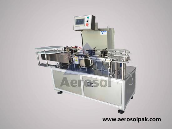 AWC-80 Aerosol Can Checkweigher