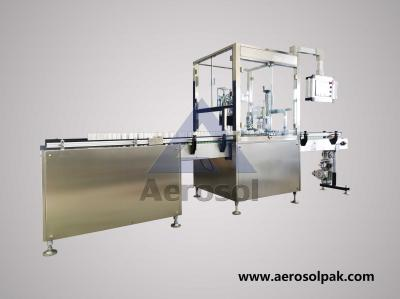 Automatic Bag-on-valve Aerosol Filling Machine